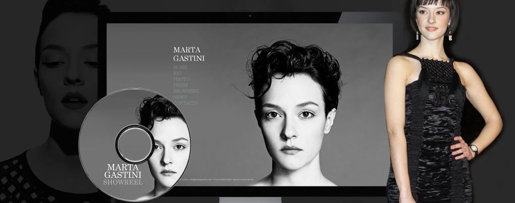 Marta Gastini attrice